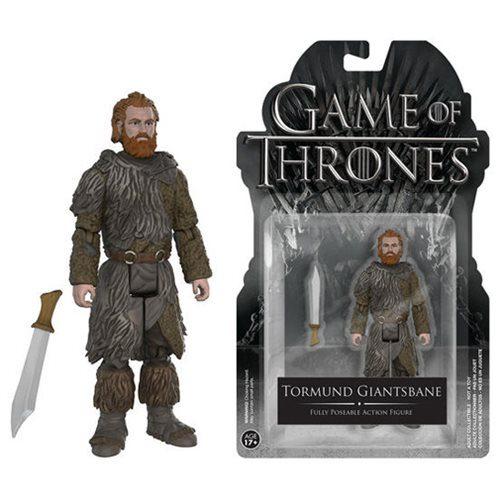 Action Figure: Games of Thrones - Tormund Giantsbane
