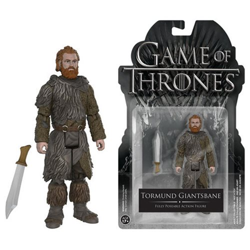 Action Figure: Games of Thrones - Tormund Giantsbane