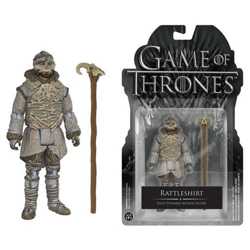 Action Figure: Games of Thrones - Lord Of Bones