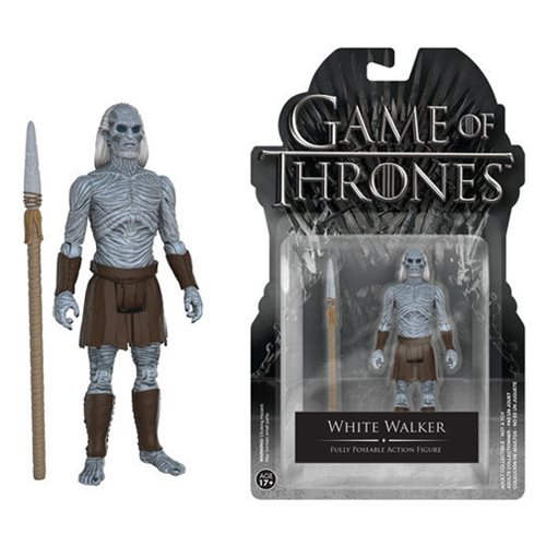 Action Figure: Games of Thrones - White Walker