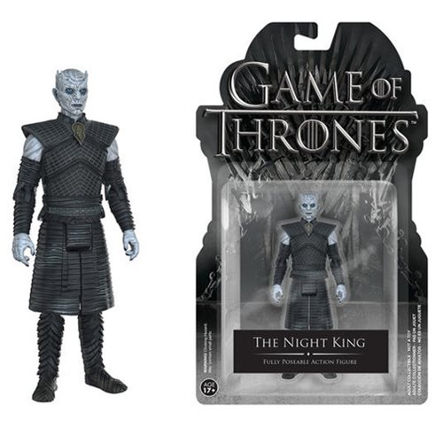 Action Figure: Game of Thrones - The Night King
