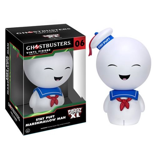 Dorbz XL 06: Ghostbusters - Stay Puft Marshmallow Man 6""