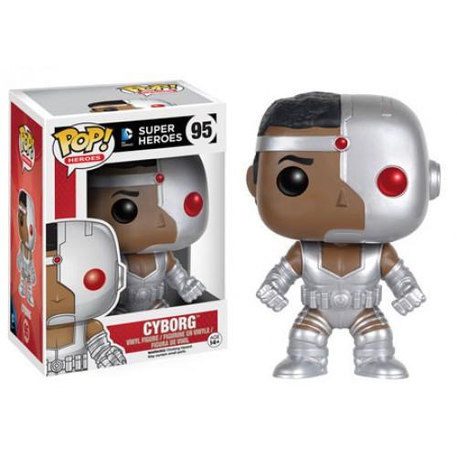 Funko Pop! Heroes 95: Cyborg