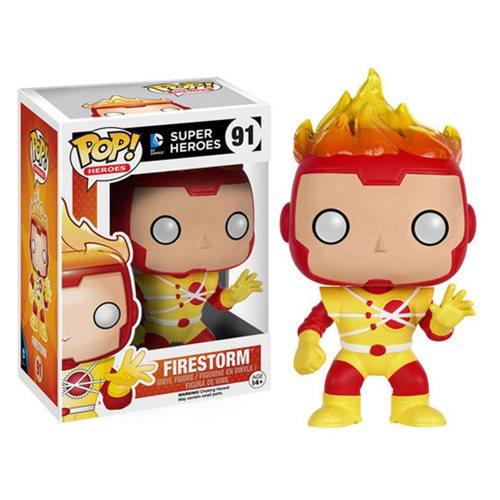 Funko Pop! Heroes 91: Firestorm