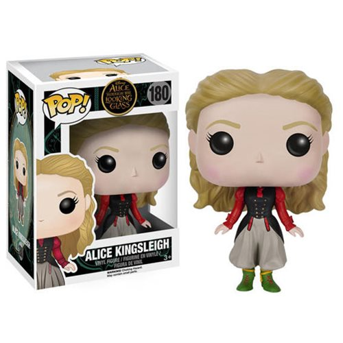 Funko Pop! Disney 180: Alice Through the Looking Glass – Alice Kingsleigh