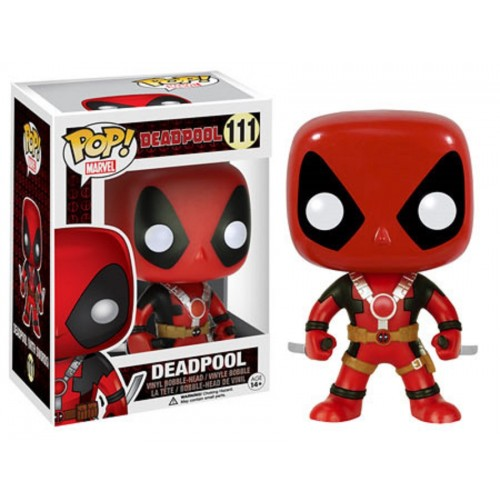 Funko Pop! Marvel 111: Deadpool with Swords