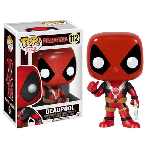 Funko Pop! Marvel 112: Deadpool - Thumb Up