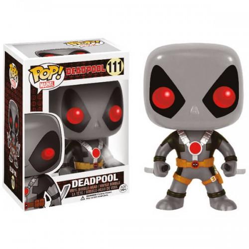 Funko Pop! Marvel 111: Deadpool Grey Suit STGCC