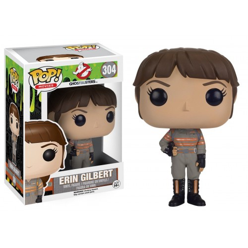 Funko Pop! Movies 304: Ghostbusters – Erin Gilbert