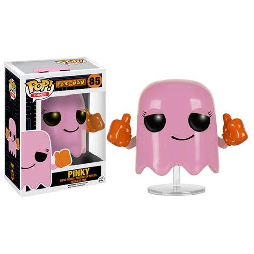 Funko Pop! Games 85: Pac-Man – Pinky