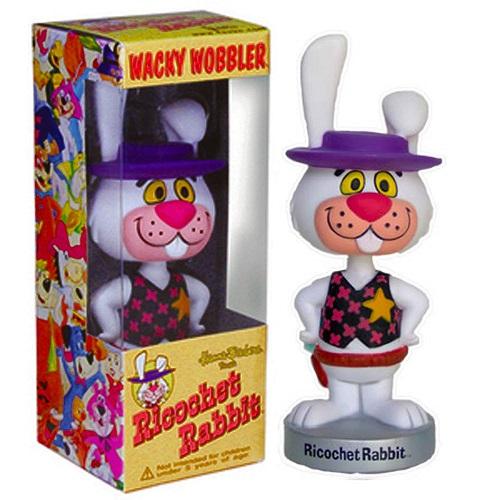 Wacky Wobbler: Ricochet Rabbit