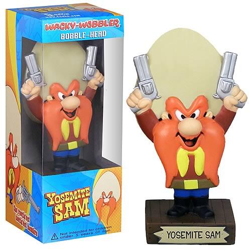 Wacky Wobbler: Yosemite Sam