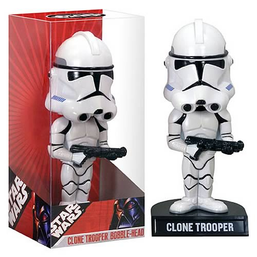 Wacky Wobbler: Star Wars - Clone Trooper