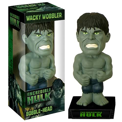 Wacky Wobbler: Marvel - Incredible Hulk