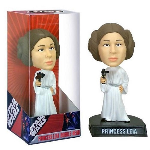 Wacky Wobbler: Star Wars - Princess Leia