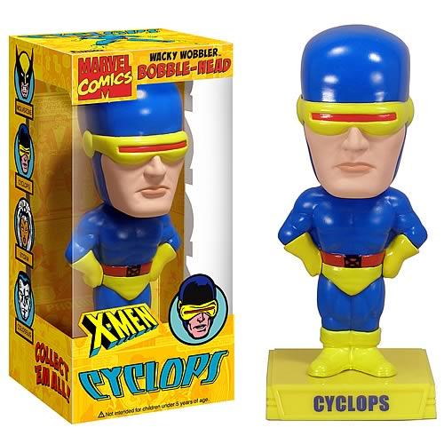 Wacky Wobbler: Marvel – X-Men Cyclops