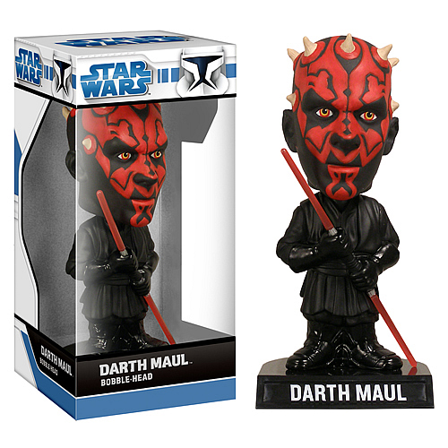 Wacky Wobbler: Star Wars - Darth Maul