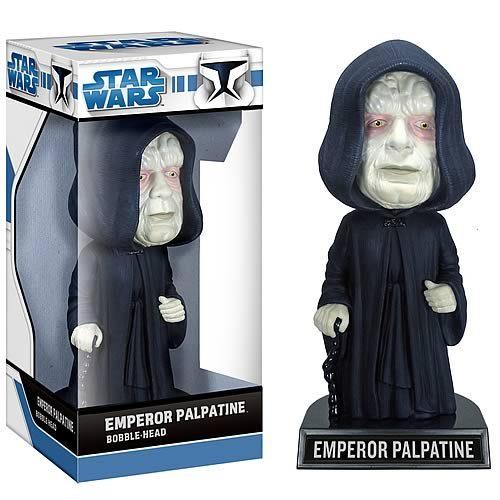 Bobble Head: Star Wars - Emperor Palpatine