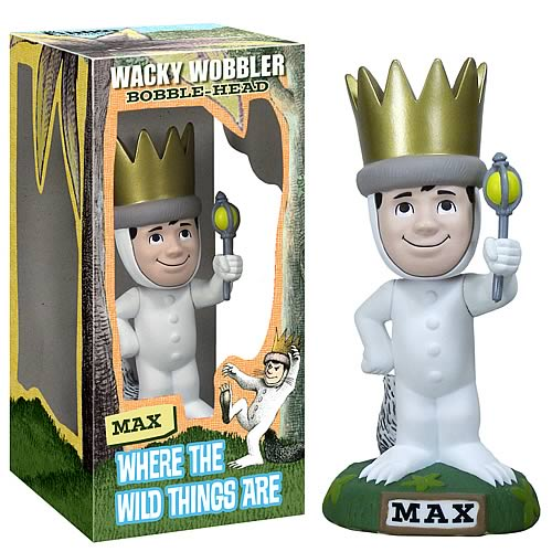 Funko Bobble Head: Where The Wild Things Are – Max