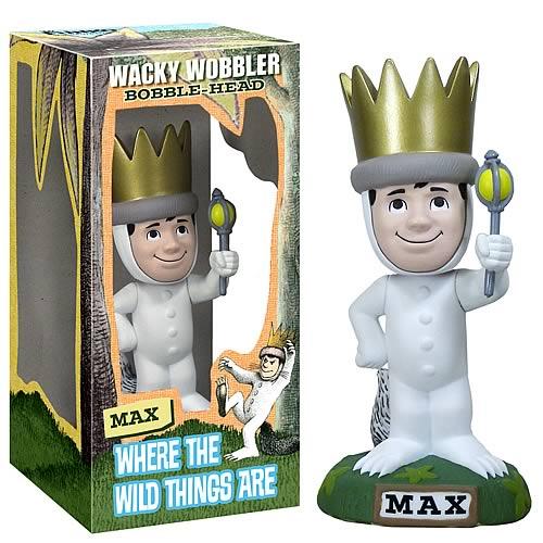 Funko Bobble Head: Where The Wild Things Are – Max