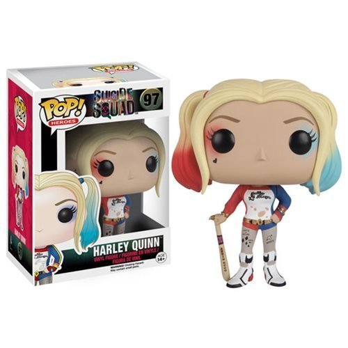 Funko Pop! Movies 97: Suicide Squad - Harley Quinn