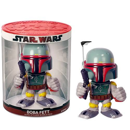Funko Force Star Wars - Boba Fett