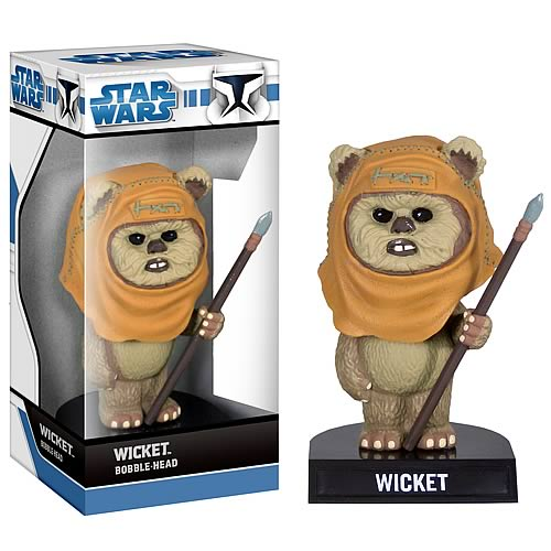 Bobble Head: Star Wars – Wicket
