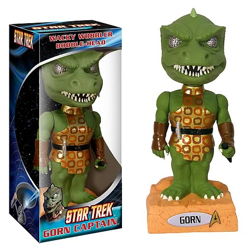 Wacky Wobbler: Star Trek - Captain Gorn