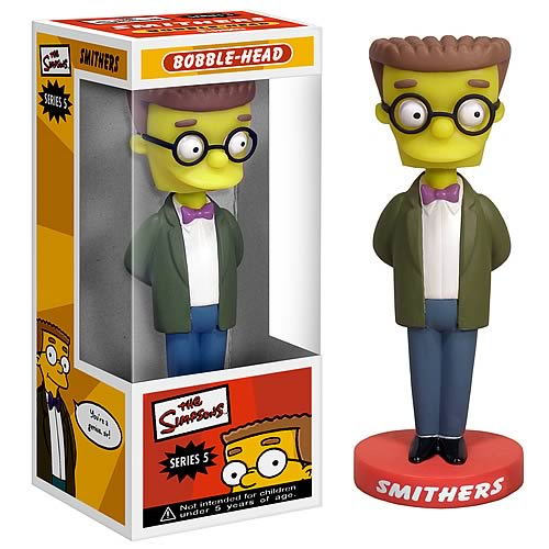 Wacky Wobbler: Simpsons - Mr Smithers