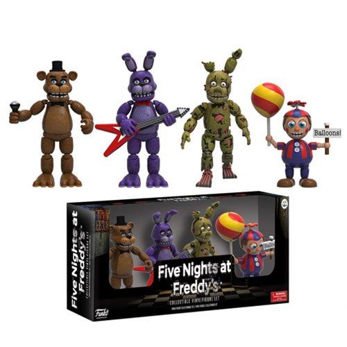 Five Nights at Freddy's Box Set B [Vinyl Figure]