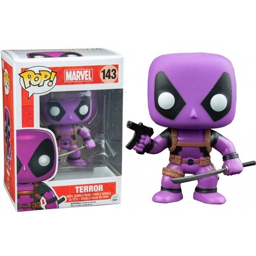 Funko Pop! Marvel 143: Deadpool Terror (Ex)