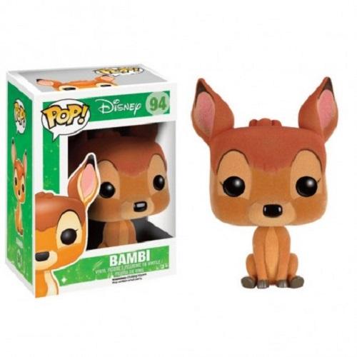 Funko Pop! Disney 94: Bambi (Flocked)
