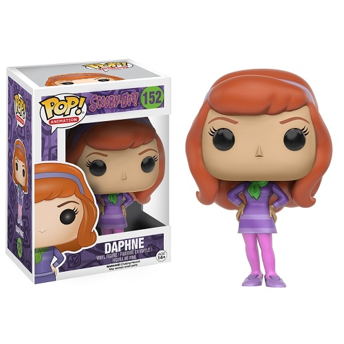 Funko Pop! Animation 152: Scooby Doo - Daphne