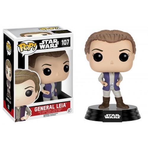 Funko Pop! Star Wars 107: The Force Awaken - General Leia