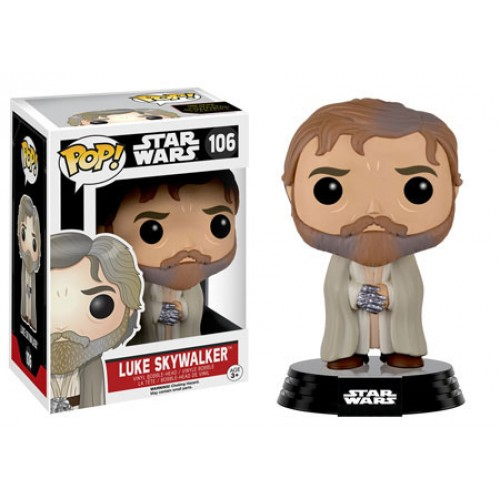 Funko Pop! Star Wars 106: The Force Awaken - Luke Skywalker