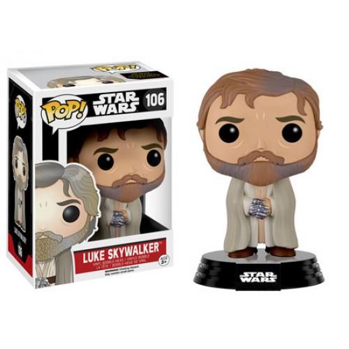 Funko Pop! Star Wars 106: The Force Awaken - Luke Skywalker