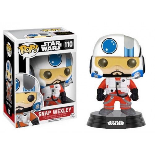 Funko Pop! Star Wars 110: The Force Awaken - Snap Wexley