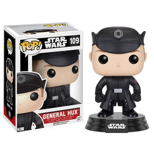 Funko Pop! Star Wars 109: The Force Awaken - General Hux