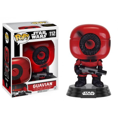 Funko Pop! Star Wars 112: The Force Awaken - Guavian