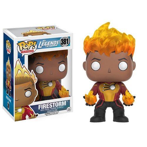 Funko Pop! TV 381: DC Legends of Tomorrow – Firestorm
