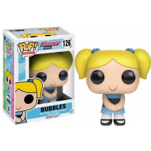 Funko Pop! Animation 126: The Powerpuff Girls – Bubbles