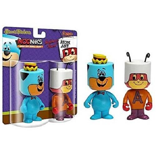 Nodniks: Hanna-Barbera's Atom Ant & Huck Hound
