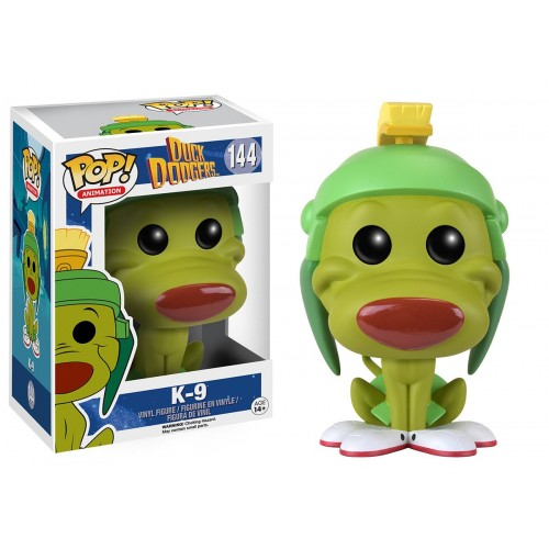 Funko Pop! Animation 144: Duck Dodgers – K9