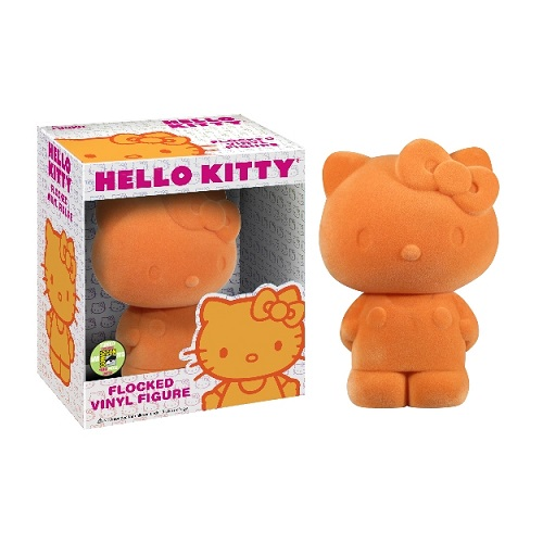 Vinyl Figure: Hello Kitty - Orange