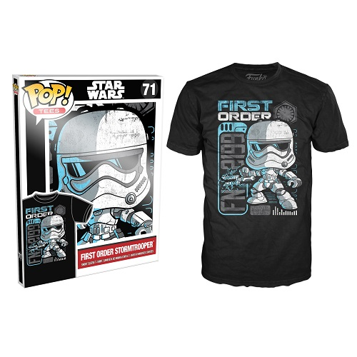 Pop Tees 71: Star Wars - Riot Control (Small)