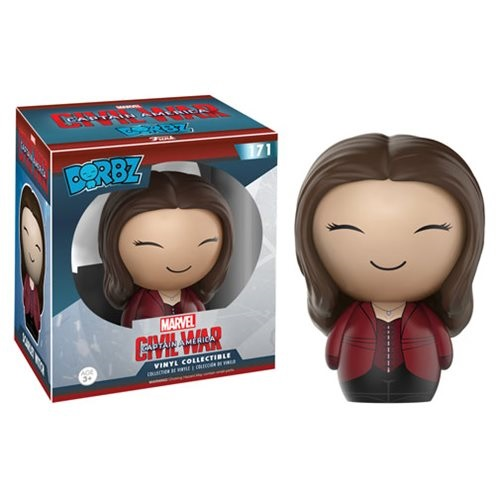 Dorbz 171: Captain America 3 Civil War - Scarlet Witch