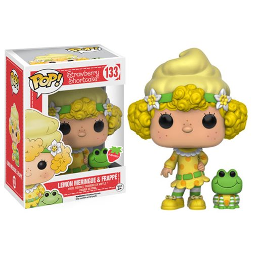 Funko Pop! Animation 133: Strawberry Shortcake – Lemon Meringue & Frappe