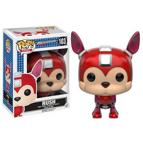 Funko Pop! Games 103: Megaman – Rush