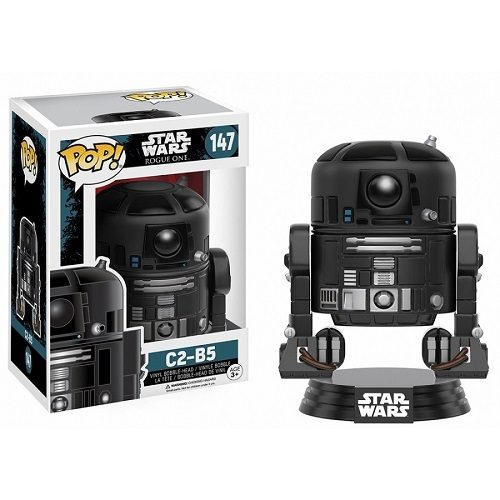 Funko Pop! Star Wars 147: Star Wars Rogue One - C2-B5