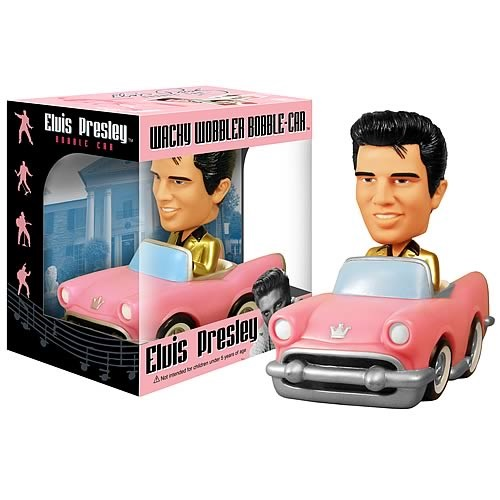 Bobble Car: Elvis Presley - Cadillac